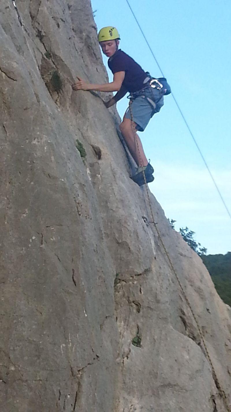 Sport Climbing in Spain 2016-17